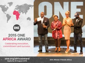 Six reasons you could be the next winner of the ONE Africa Award